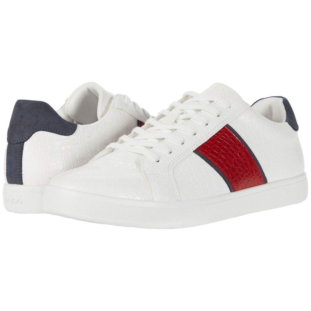 アルド ALDO メンズ スニーカー シューズ・靴【Cowien】White