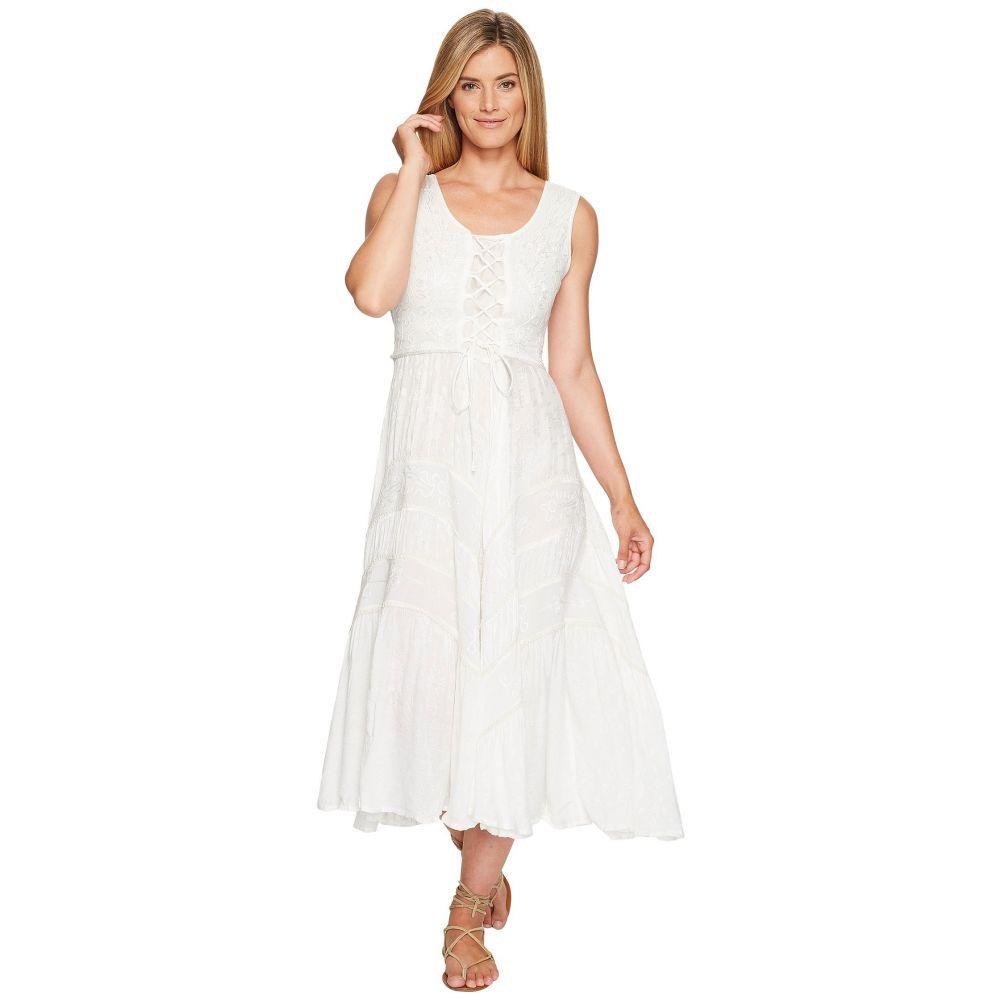 スカーリー Scully レディース ワンピース ワンピース・ドレス【Honey Creek 'Amelie' Dress】Ivory