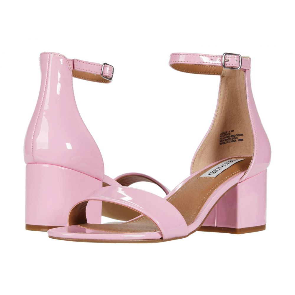 スティーブ マデン Steve Madden レディース サンダル・ミュール シューズ・靴【Irenee Sandal】Pink Patent