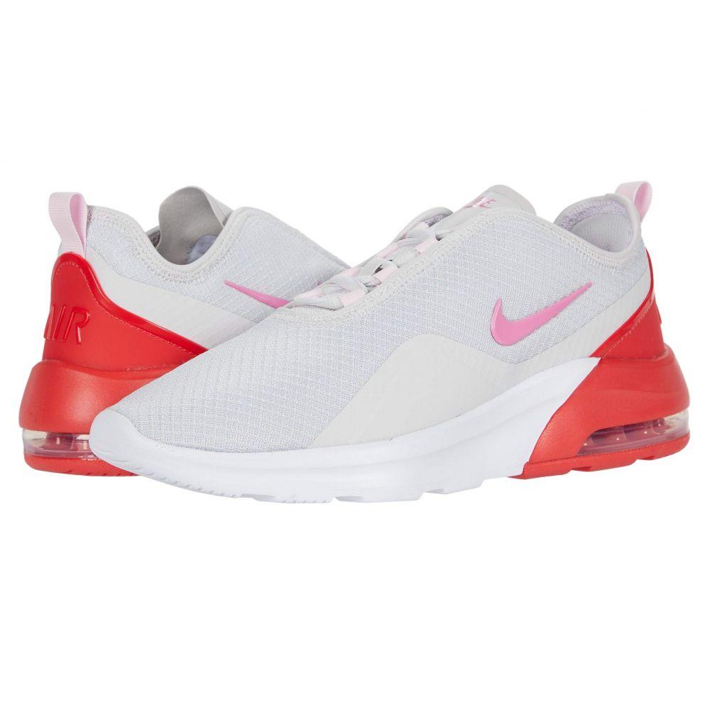 ナイキ Nike レディース スニーカー エアマックス シューズ・靴【Air Max Motion 2】Vast Grey/Magic Flamingo/Track Red/White