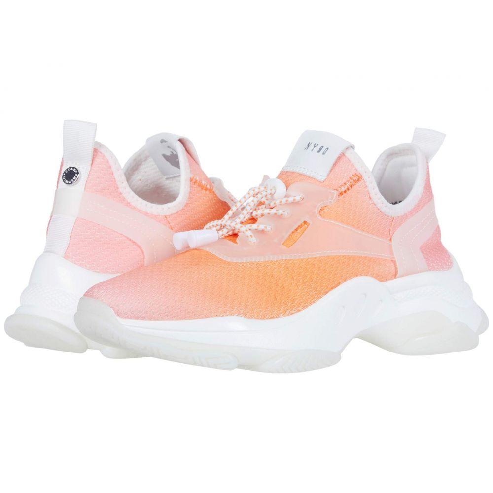 スティーブ マデン Steve Madden レディース スニーカー シューズ・靴【Myles Sneaker】Orange