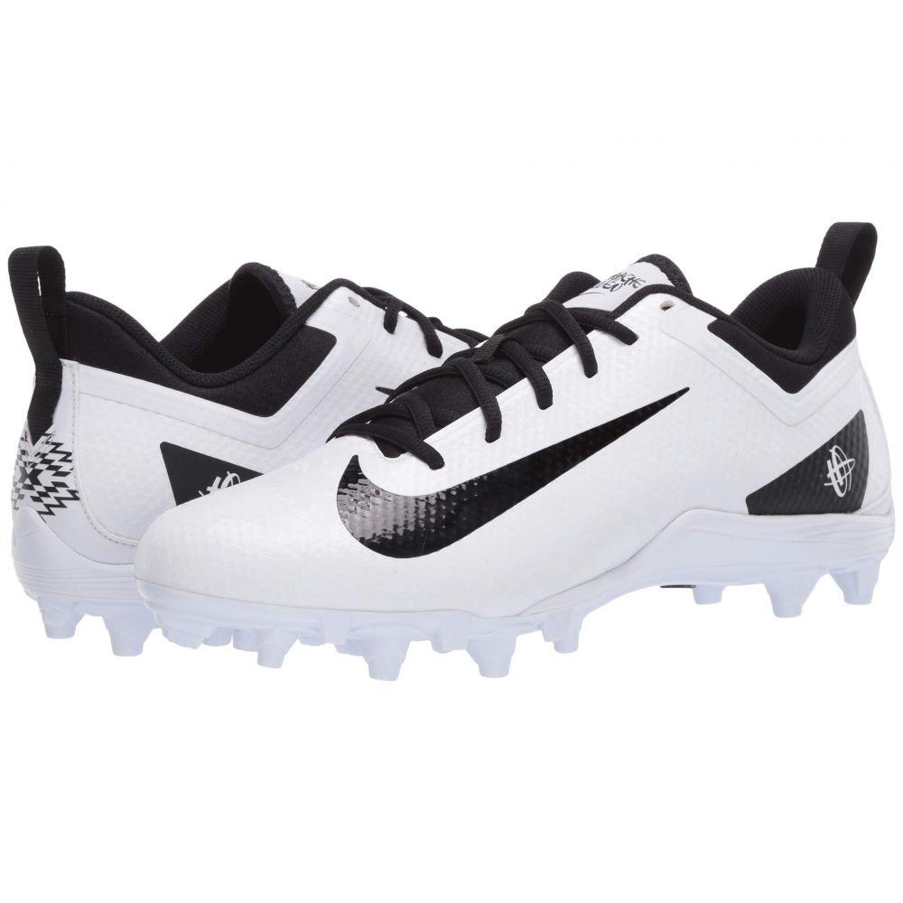 ナイキ Nike メンズ シューズ・靴 【Alpha Huarache 7 Varsity Low Lax】White/Black/White