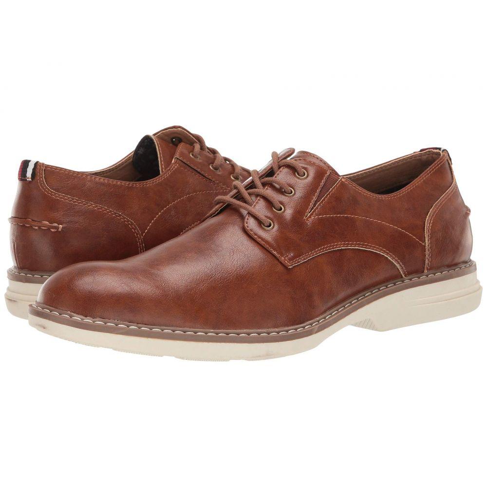 ベンシャーマン Ben Sherman メンズ 革靴・ビジネスシューズ シューズ・靴【Countryside Oxford】Tan PU Leather
