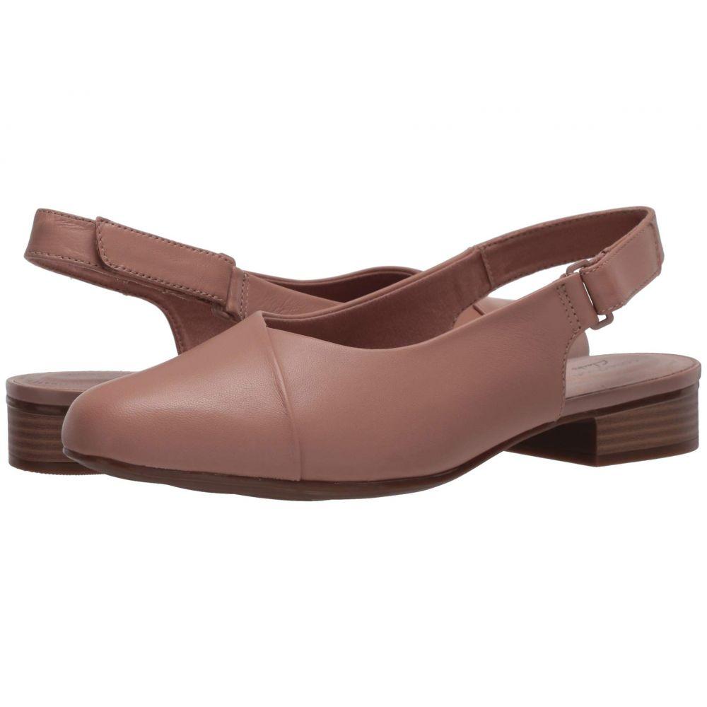 クラークス Clarks レディース サンダル・ミュール シューズ・靴【Juliet Pull】Praline Leather