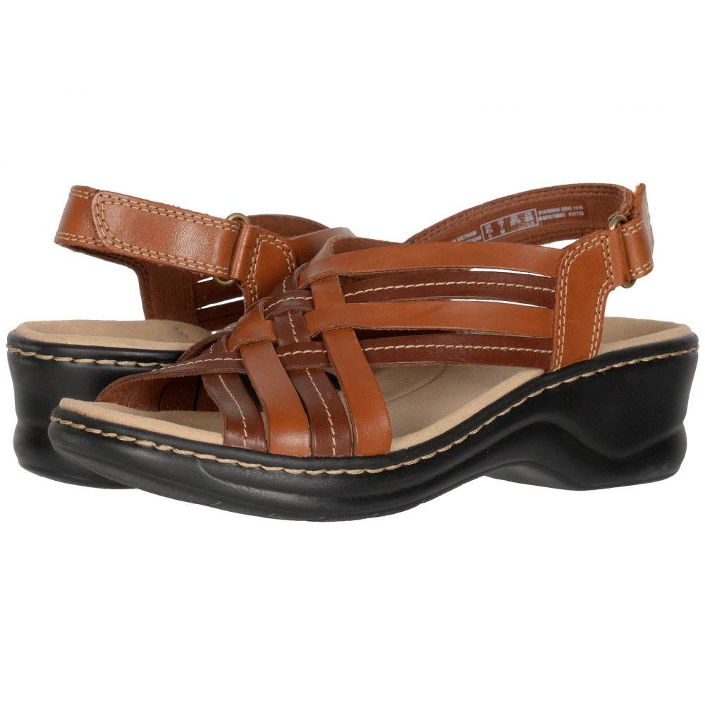クラークス Clarks レディース サンダル・ミュール シューズ・靴【Lexi Carmen】Tan Leather