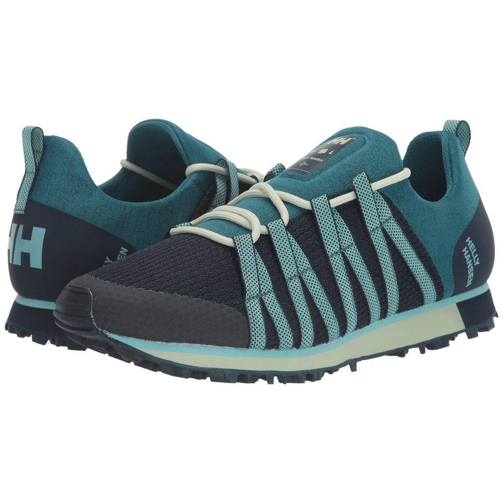 ヘリーハンセン Helly Hansen メンズ ランニング・ウォーキング シューズ・靴【Vardapeak V2】Evening Blue/Deep Lagoon/Tender Greens/Glacier Blue