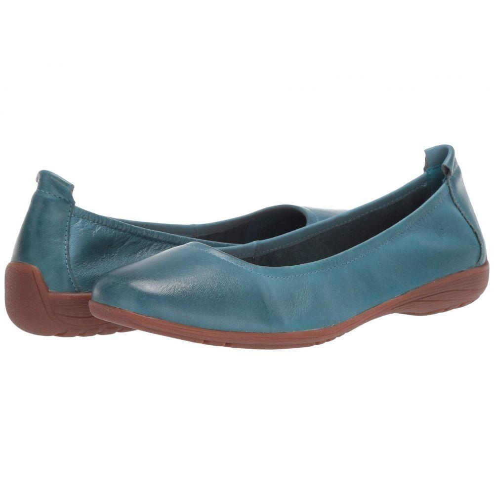 ジョセフセイベル Josef Seibel レディース スリッポン・フラット シューズ・靴【Fenja 01】Azur