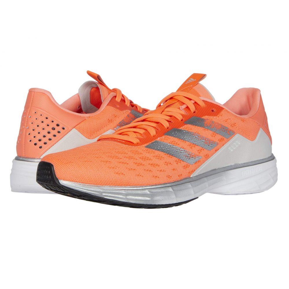 アディダス adidas Running レディース ランニング・ウォーキング シューズ・靴【SL20】Signal Coral/Silver Metallic/Core Black