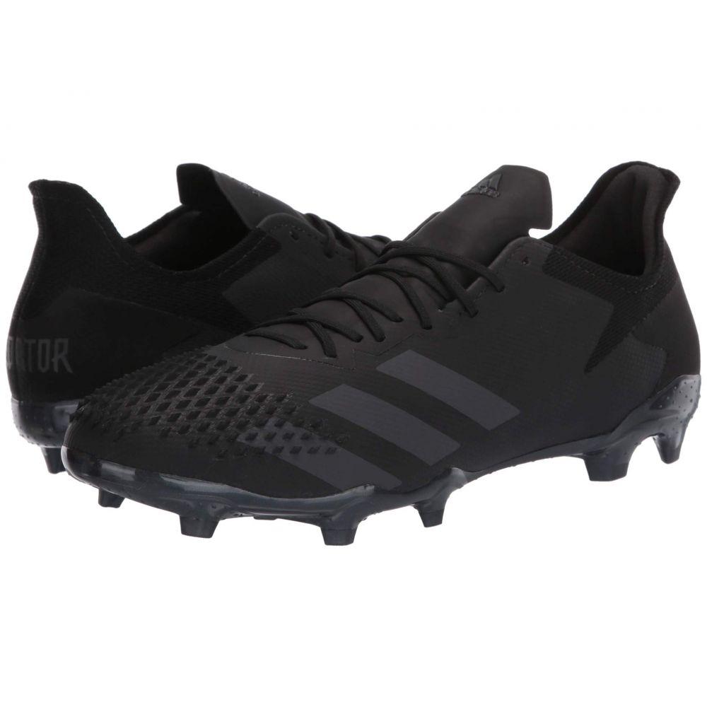アディダス adidas メンズ シューズ・靴 【Predator 20.2 Fg】Core Black/Core Black/Dark Grey Heather Solid Grey