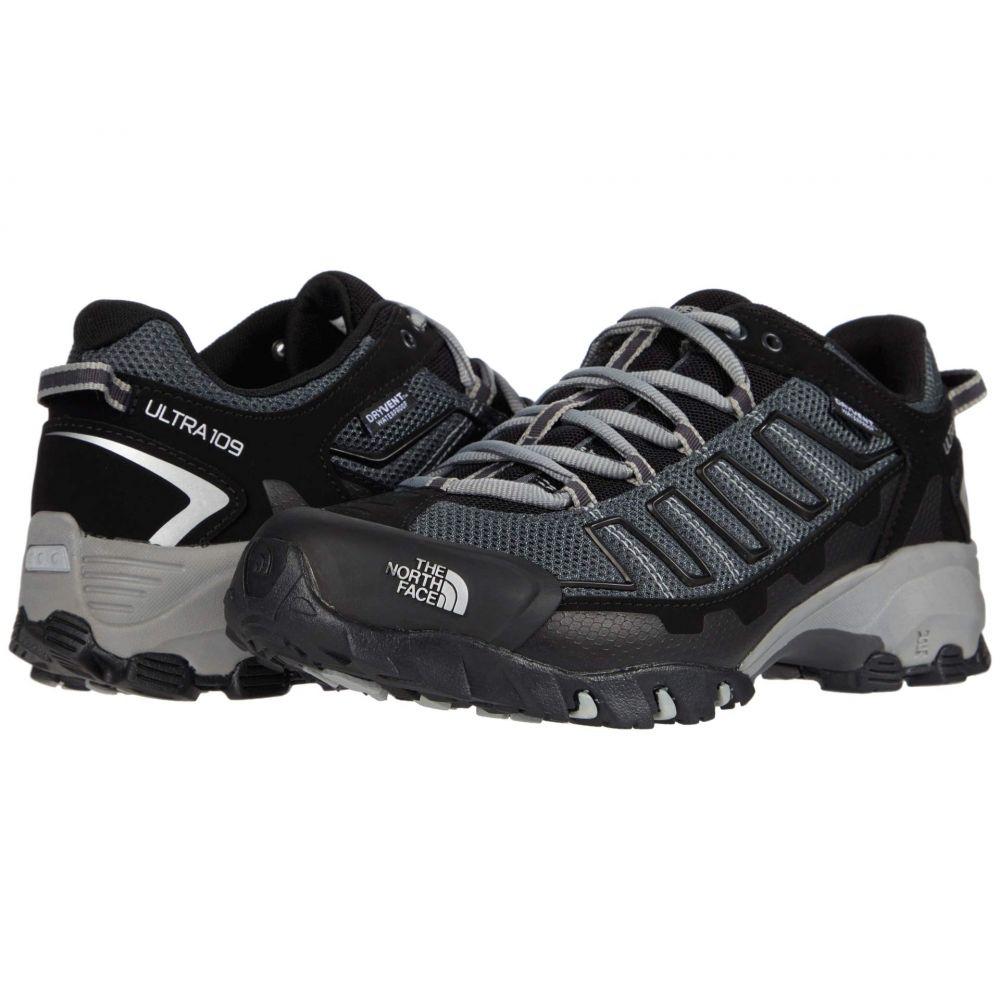 ザ ノースフェイス The North Face メンズ ランニング・ウォーキング シューズ・靴【Ultra 109 Waterproof】TNF Black/Dark Shadow Grey
