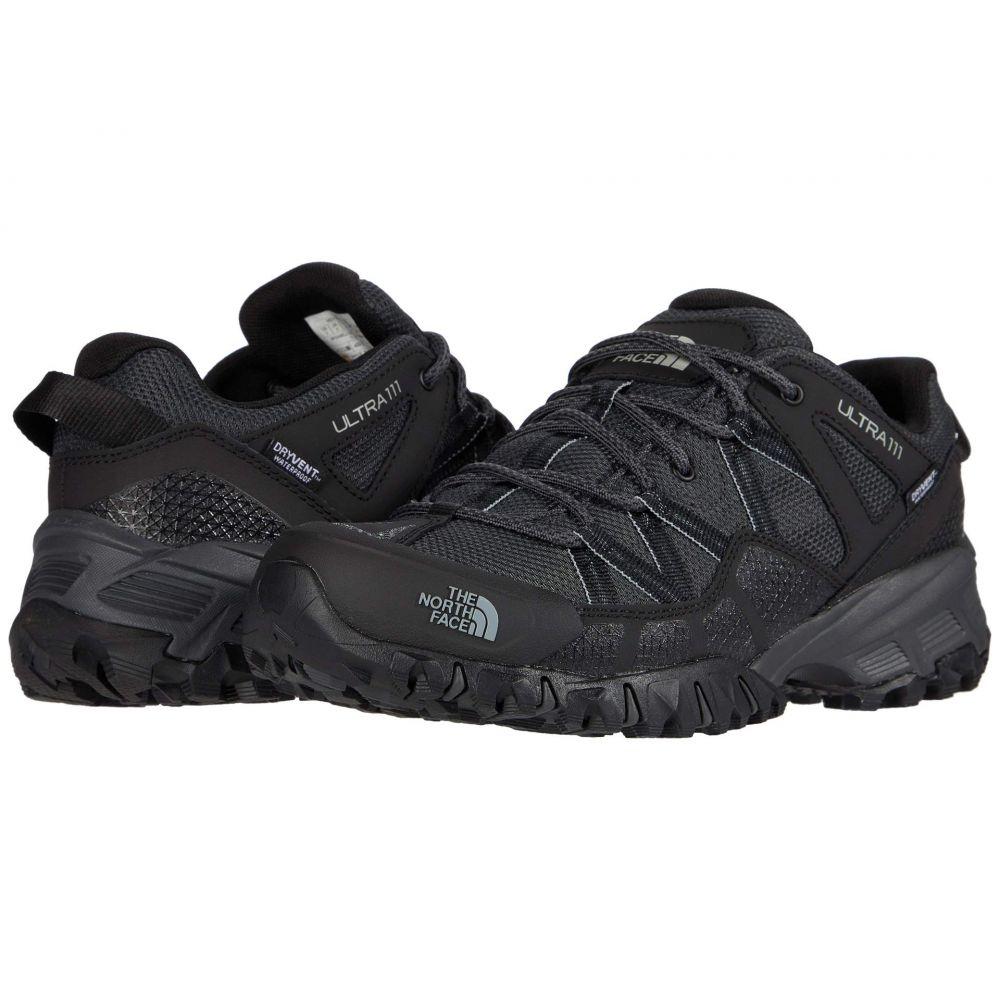 ザ ノースフェイス The North Face メンズ ハイキング・登山 シューズ・靴【Ultra 111 Waterproof】TNF Black/Dark Shadow Grey