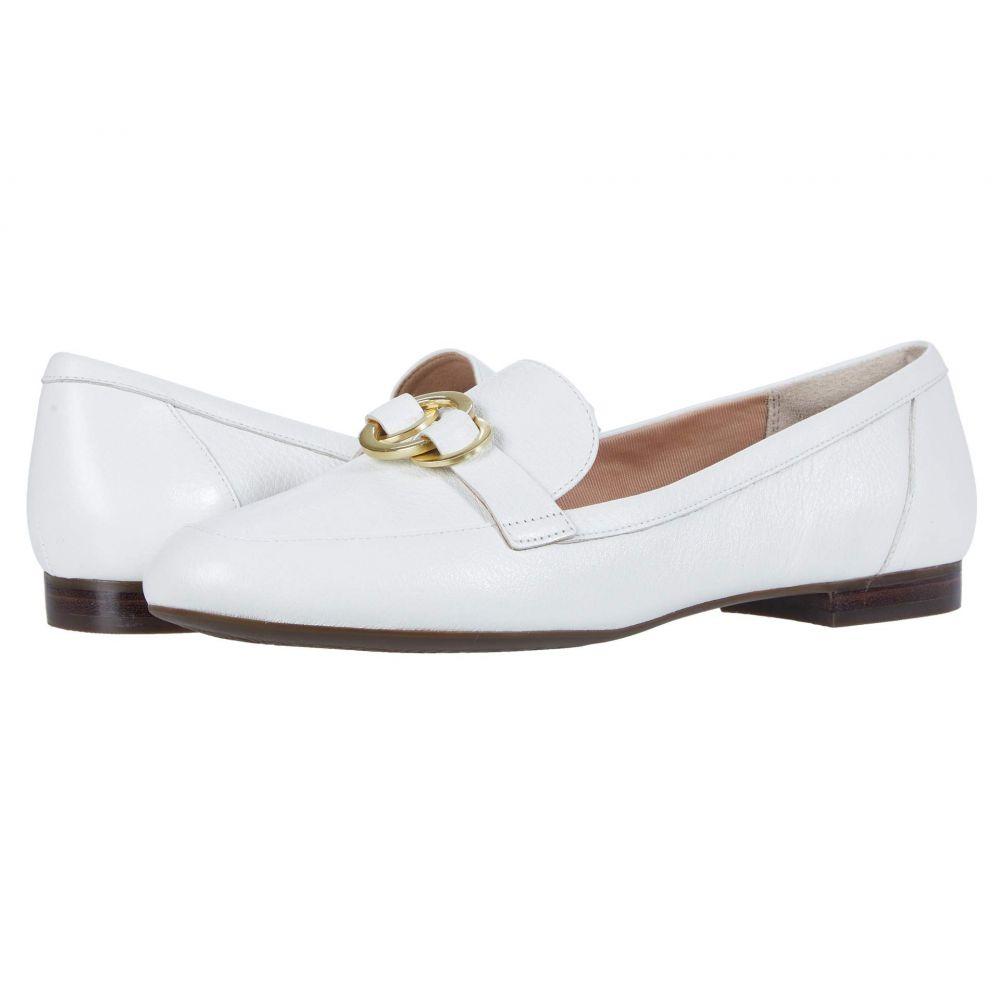 ロックポート Rockport レディース ローファー・オックスフォード シューズ・靴【Total Motion Tavia Ring Keeper】White