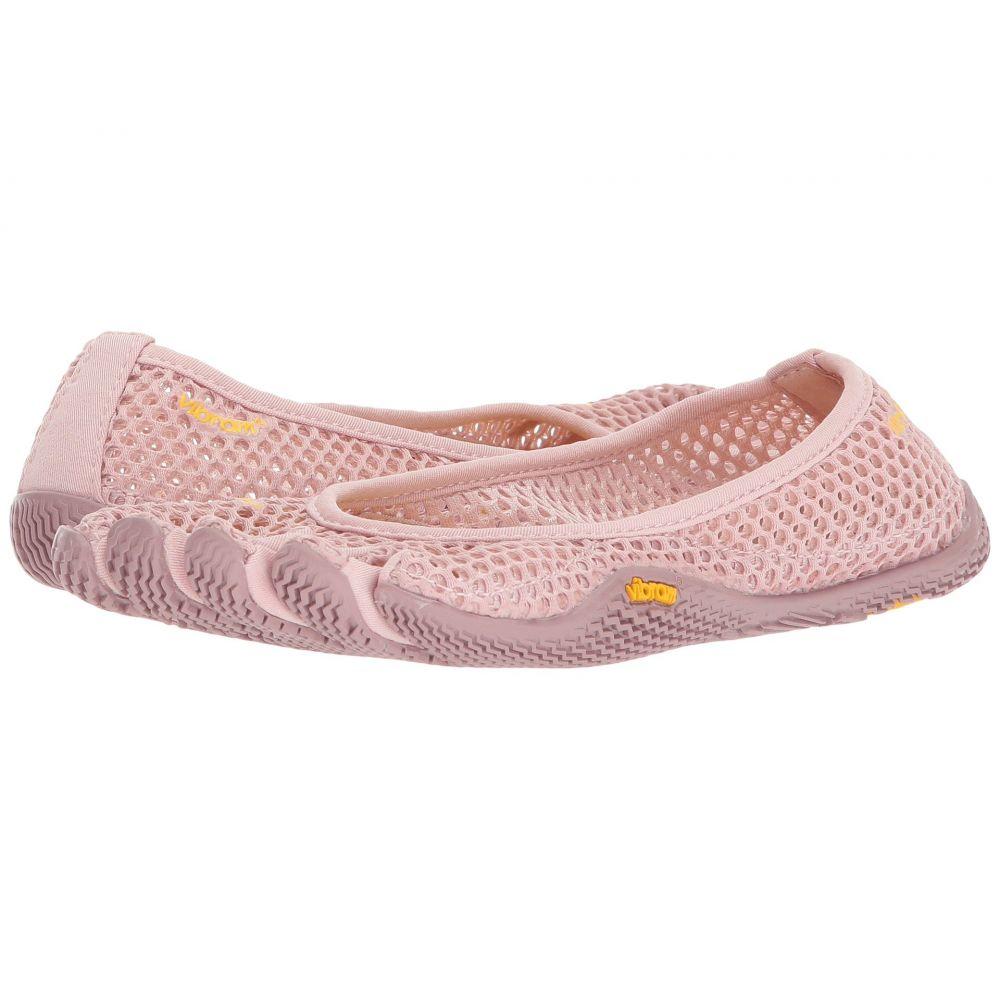 ビブラムファイブフィンガーズ Vibram FiveFingers レディース スリッポン・フラット シューズ・靴【Vi-B】Pale Mauve