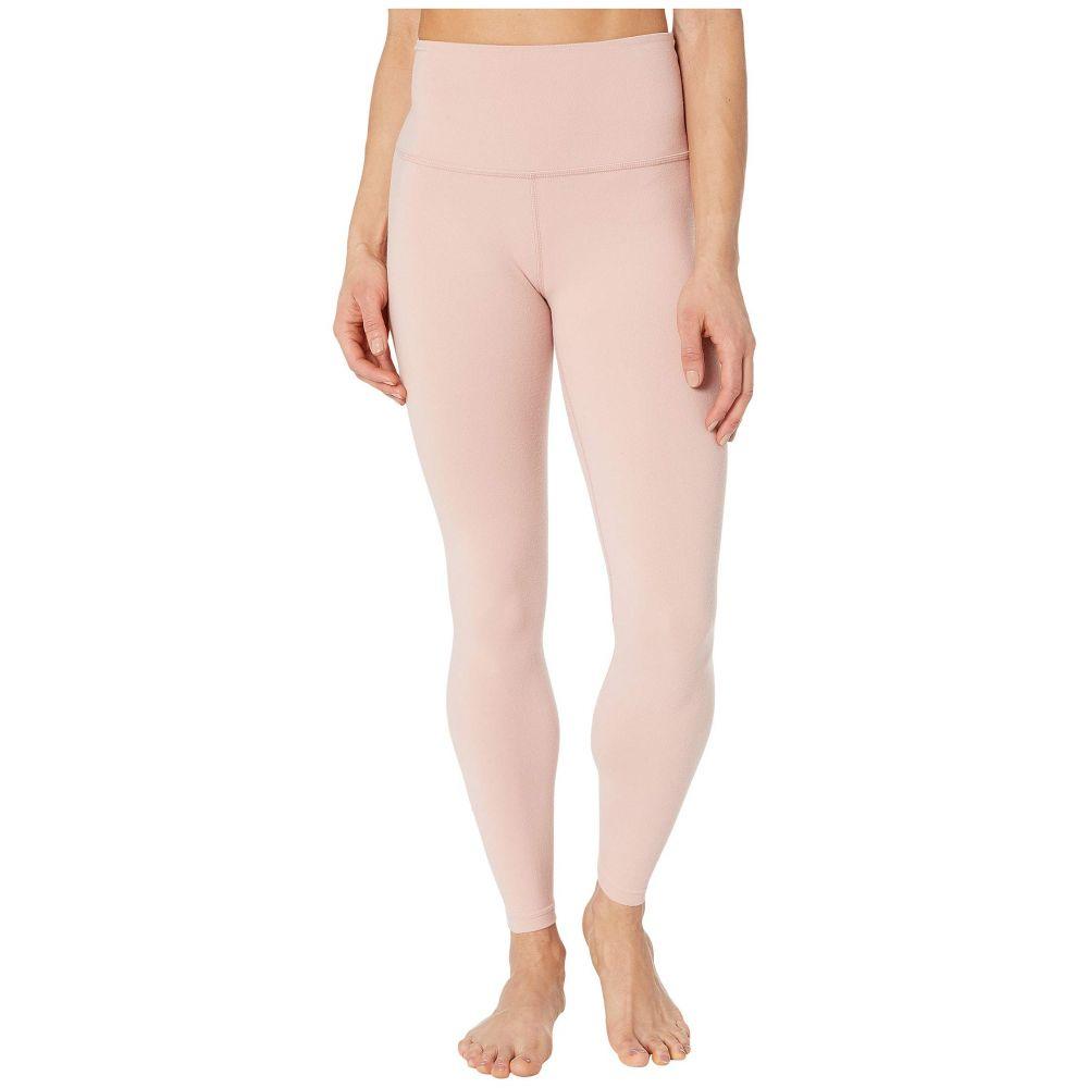 ビヨンドヨガ Beyond Yoga レディース スパッツ・レギンス インナー・下着【High Waisted Midi Leggings】Tinted Rose