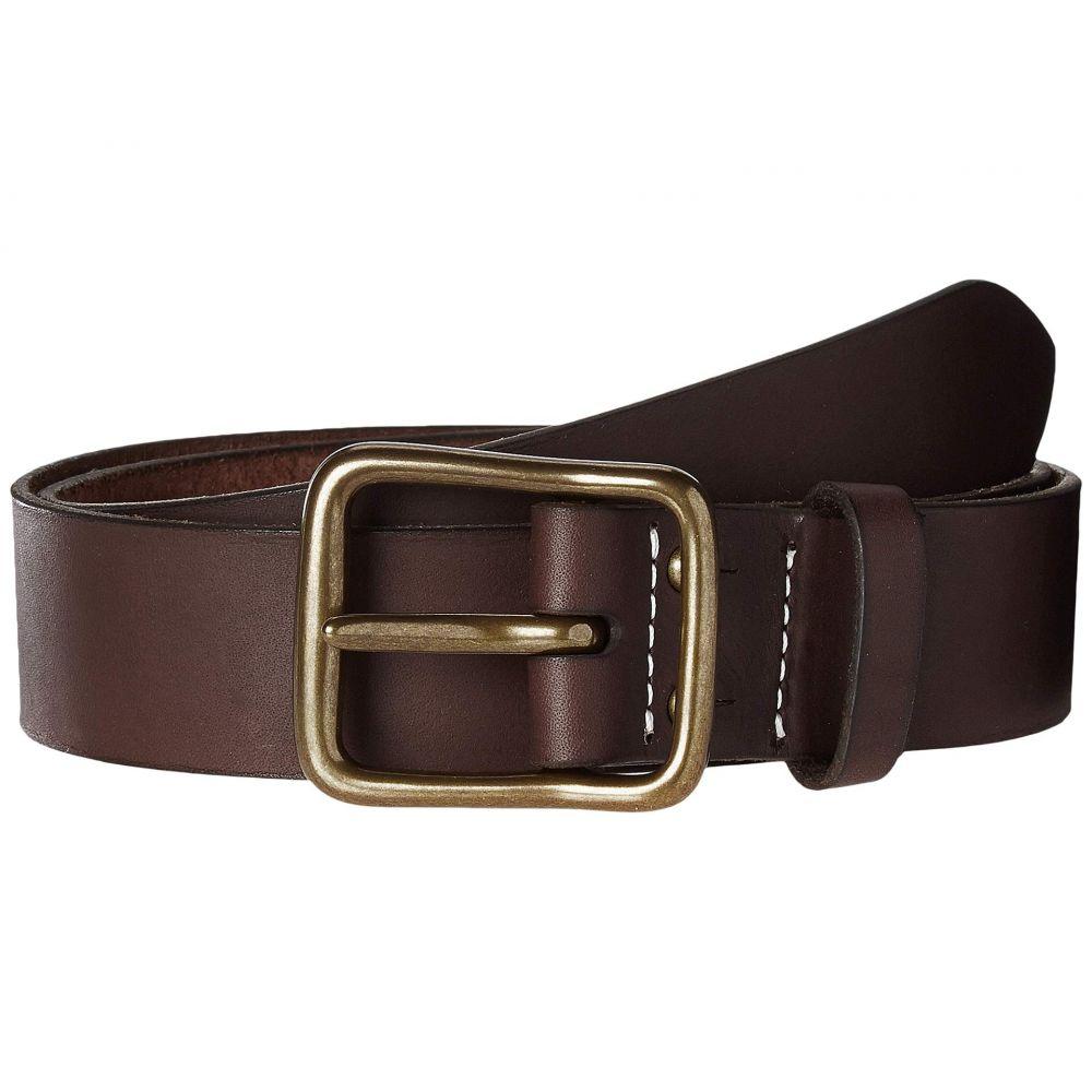 レッドウィング Red Wing Heritage メンズ ベルト 【1 1/2' Pioneer Leather Belt】Amber