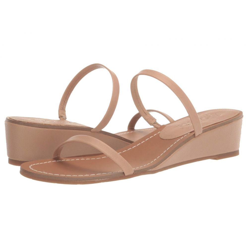 スプレンディッド Splendid レディース サンダル・ミュール シューズ・靴【Melanie】Warm Nude Tumbled Leather