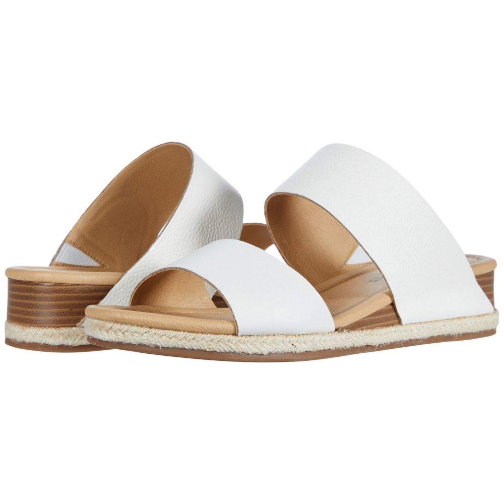 ラッキーブランド Lucky Brand レディース サンダル・ミュール シューズ・靴【Wyntor】White