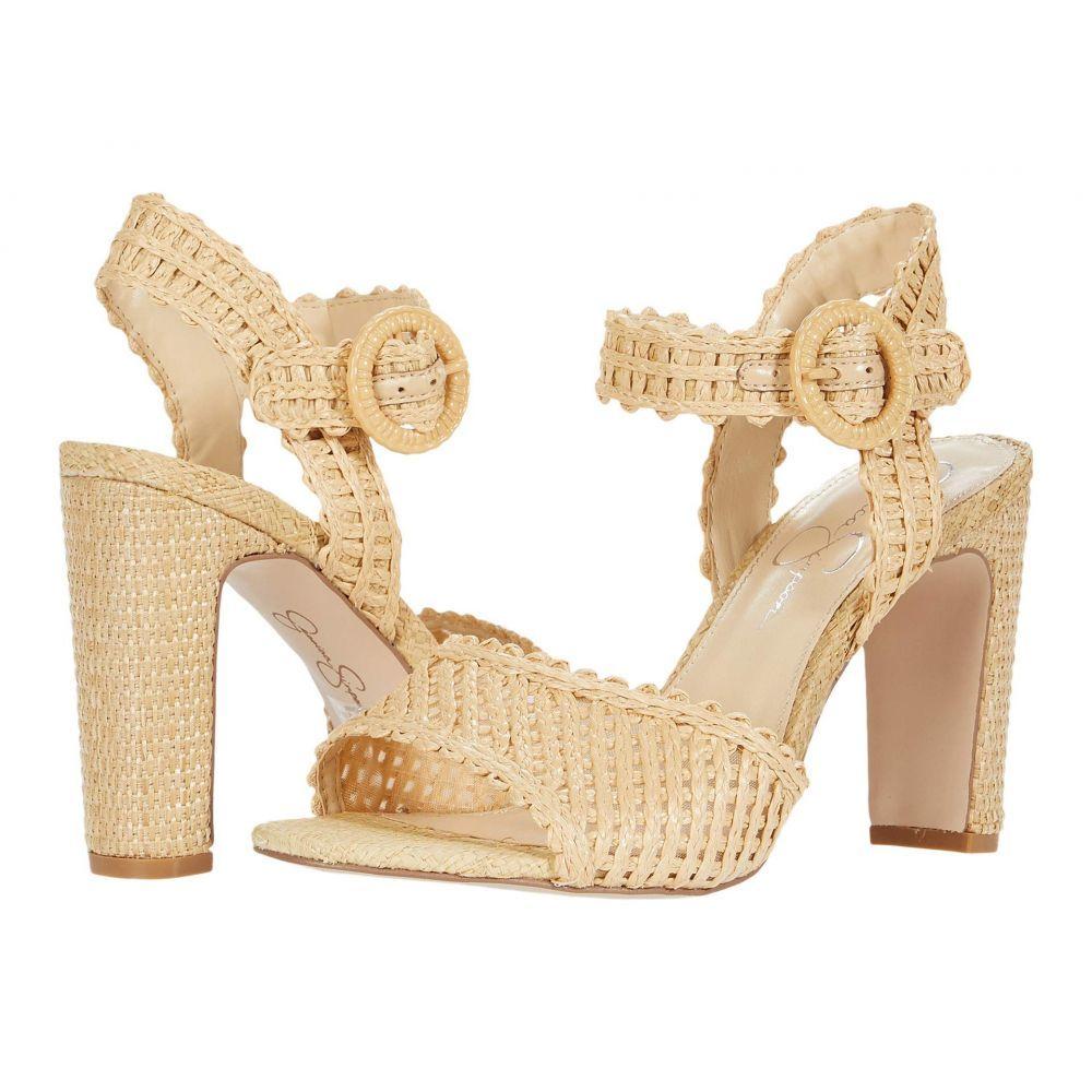 ジェシカシンプソン Jessica Simpson レディース サンダル・ミュール シューズ・靴【Ashtyn】Natural