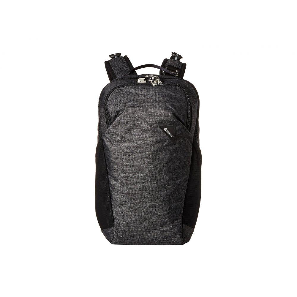 パックセーフ Pacsafe レディース バックパック・リュック バッグ【Vibe 20 Anti-Theft 20L Backpack】Granite Melange