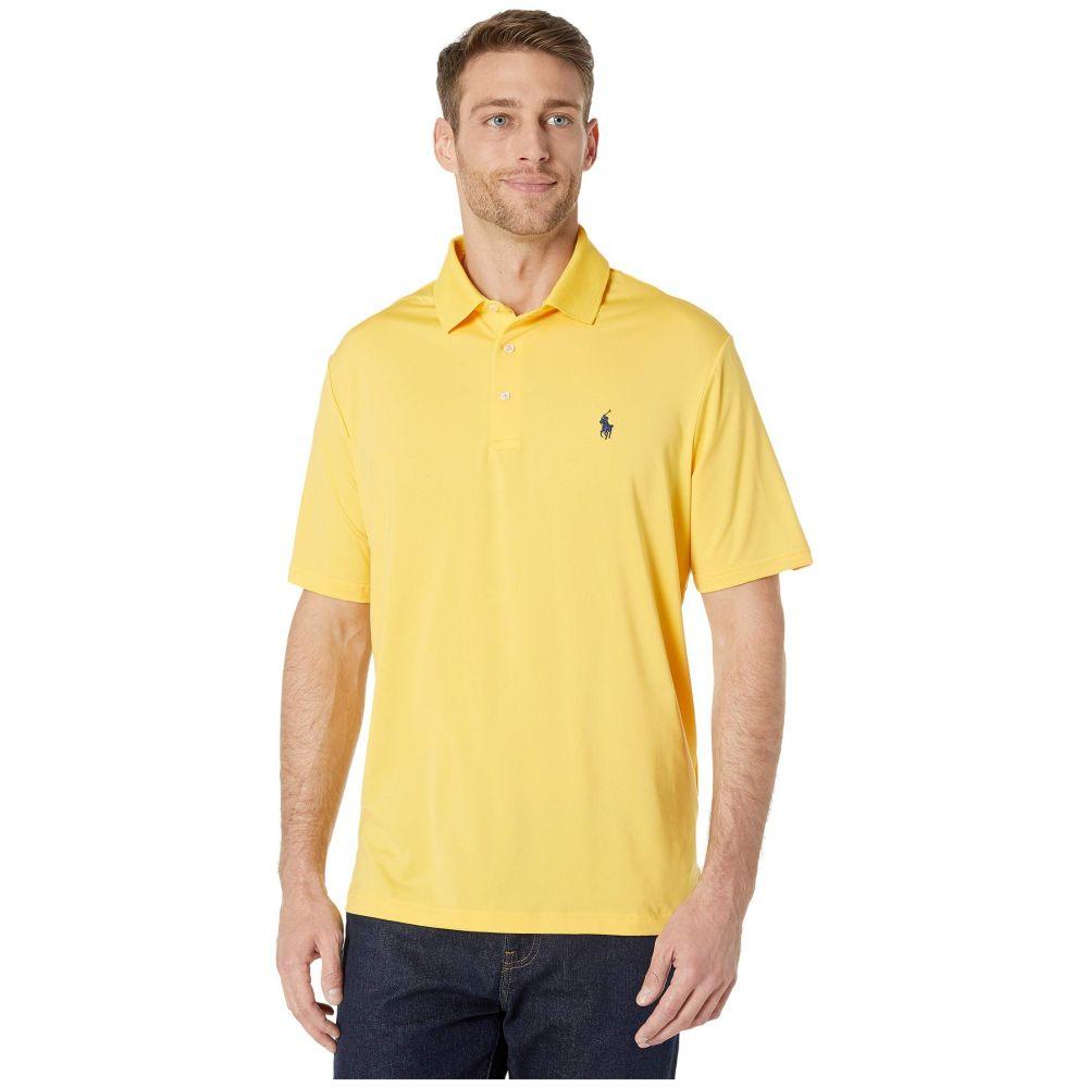 ラルフ ローレン Polo Ralph Lauren メンズ ポロシャツ 半袖 トップス【Short Sleeve Performance Polo】Yellow
