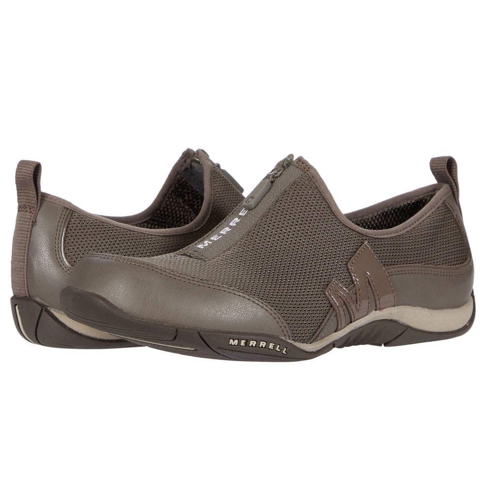 メレル Merrell レディース ハイキング・登山 シューズ・靴【Barrado Saybrook Zip】Falcon