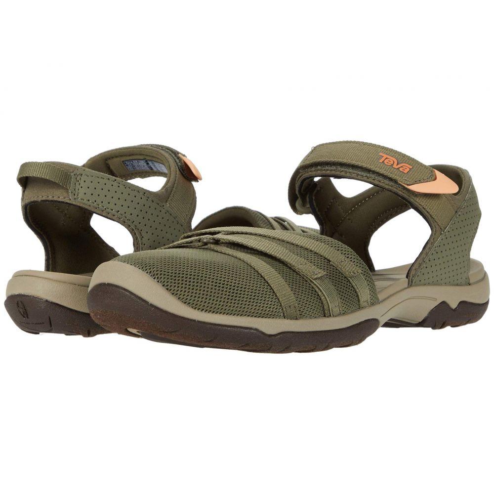 テバ Teva レディース サンダル・ミュール シューズ・靴【Tirra CT】Burnt Olive