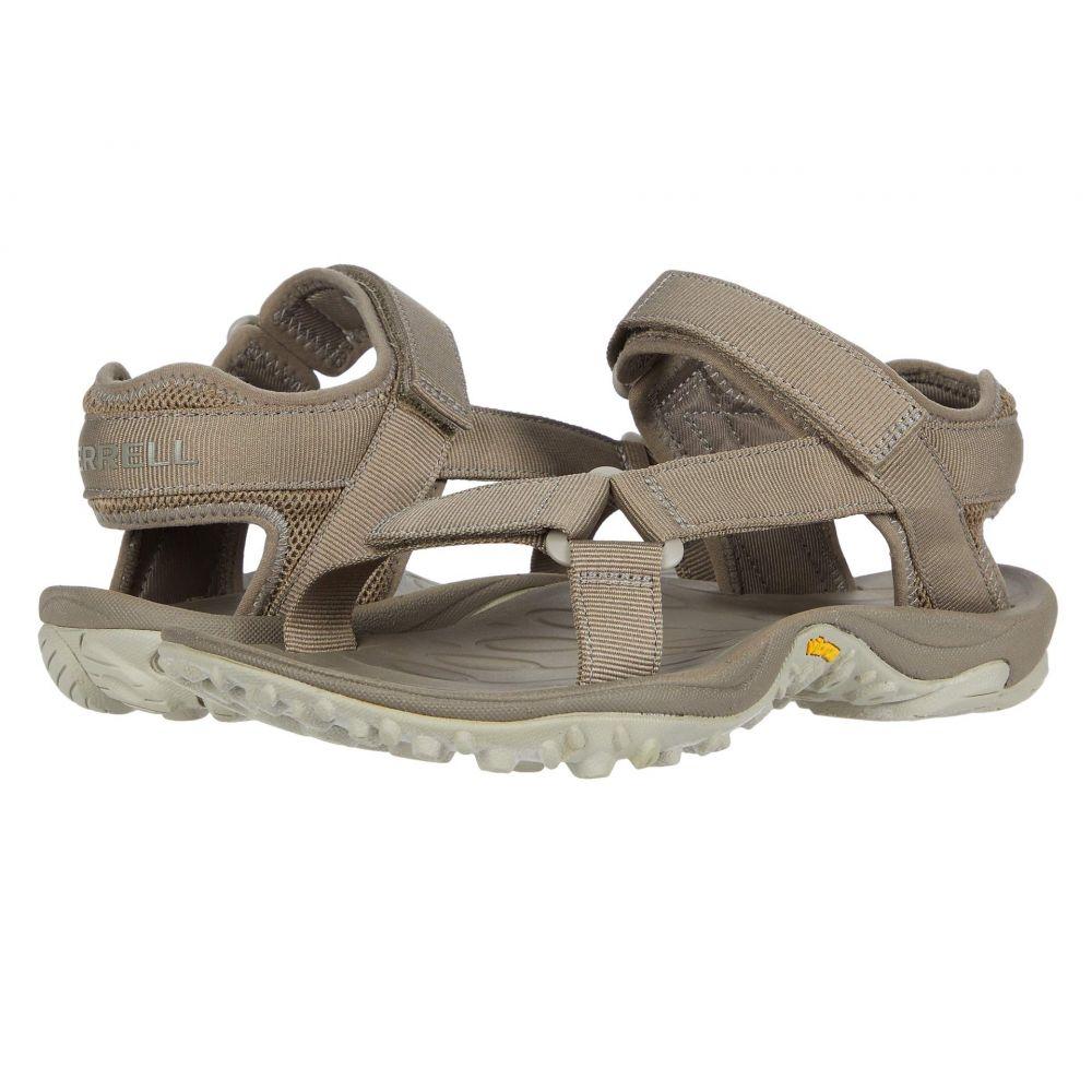 メレル Merrell レディース サンダル・ミュール シューズ・靴【Kahuna Web】Brindle