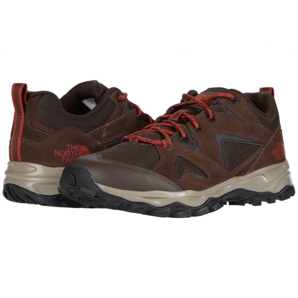 ザ ノースフェイス The North Face メンズ ハイキング・登山 シューズ・靴【Trail Edge】Coffee Brown/Picante Red