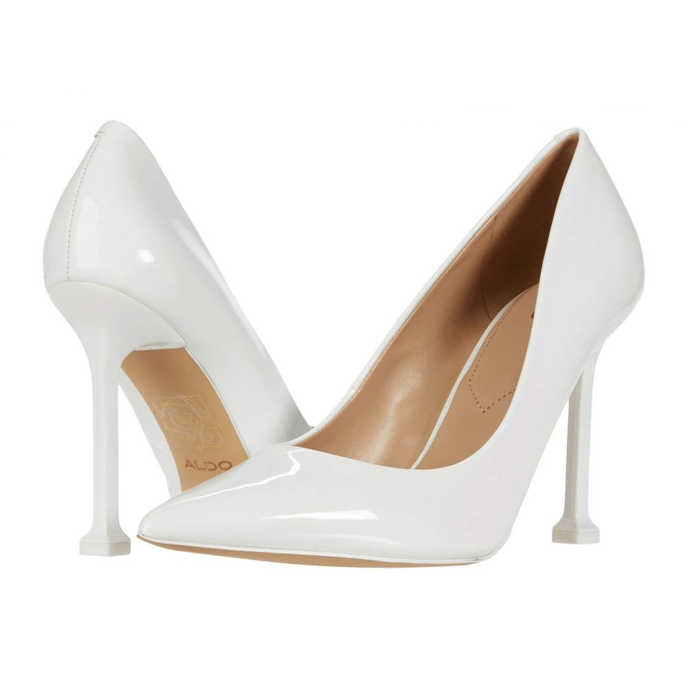 アルド ALDO レディース ヒール シューズ・靴【Agatat】White