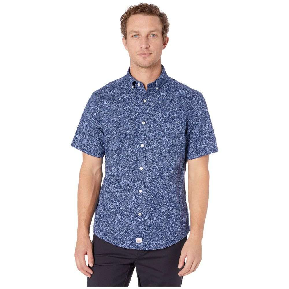 ヴィニヤードヴァインズ Vineyard Vines メンズ シャツ トップス【Waterway Classic Fit Murray Shirt】Deep Bay