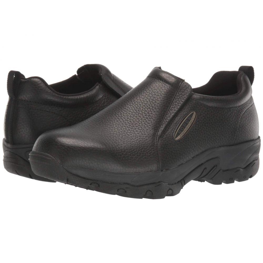 ローパー Roper メンズ ローファー シューズ・靴【Air Light Romeo】Black Tumbled Leather