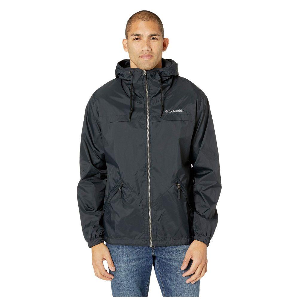 コロンビア Columbia メンズ レインコート アウター【Oroville Creek(TM) Lined Jacket】Black