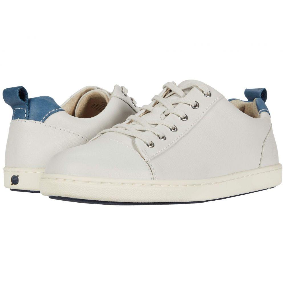 ボーン Born メンズ スニーカー シューズ・靴【Allegheny】White/Navy Full Grain Combo