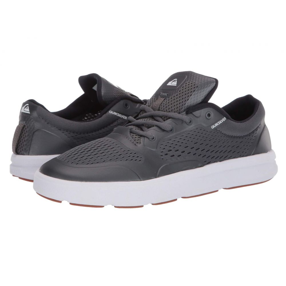 クイックシルバー Quiksilver メンズ シューズ・靴 【Amphibian Plus II】Grey/Grey/White