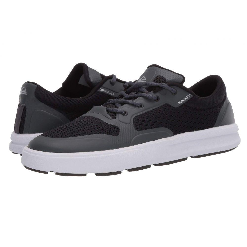 クイックシルバー Quiksilver メンズ シューズ・靴 【Amphibian Plus II】Black/Grey/White