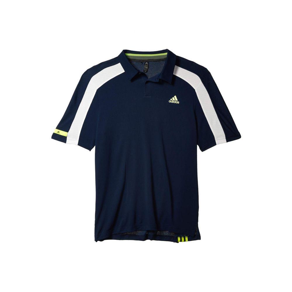 アディダス adidas Golf メンズ ポロシャツ トップス【Sport Heat.Rdy Polo Shirt】Collegiate Navy