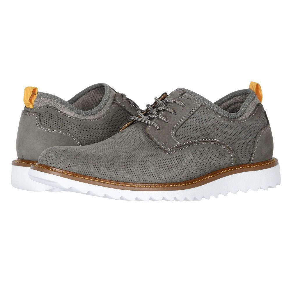 ドッカーズ Dockers メンズ 革靴・ビジネスシューズ シューズ・靴【Fleming】Grey