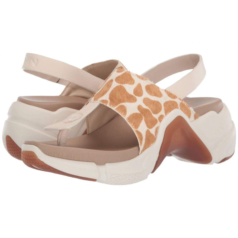 マークネイソン Mark Nason レディース サンダル・ミュール シューズ・靴【Neo Block - Maggie】Giraffe