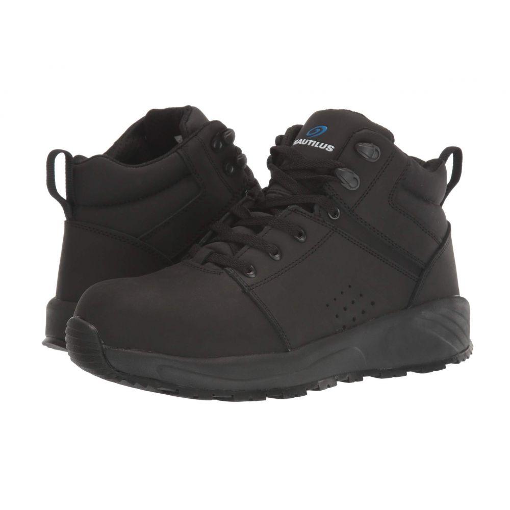 ノーチラス Nautilus メンズ ブーツ シューズ・靴【N2522】Black