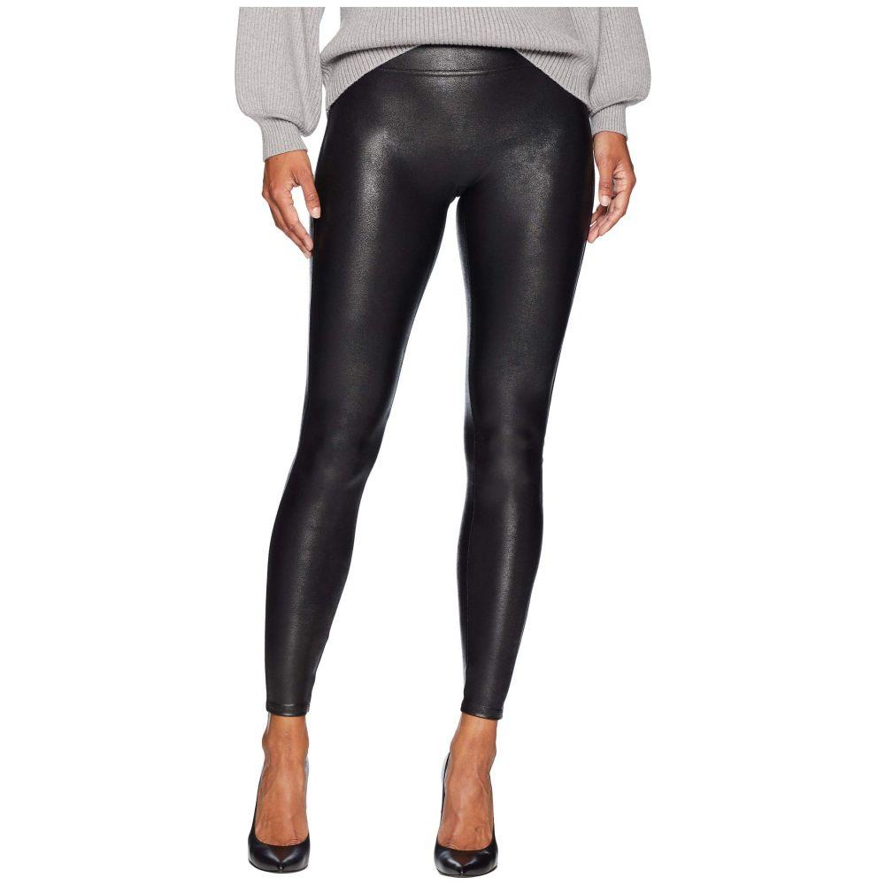 スパンクス Spanx レディース ボトムス・パンツ レザーレギンス【Petite Faux Leather Leggings】Black