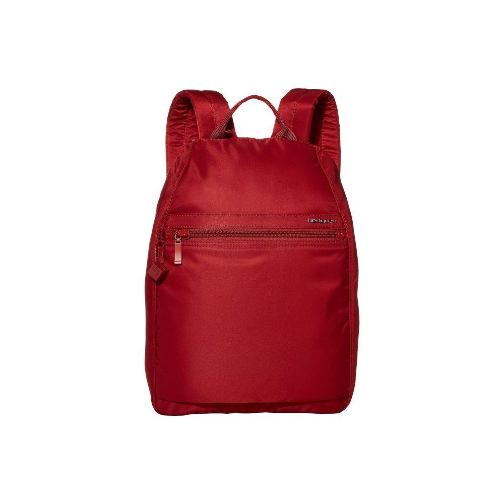 ヘデグレン Hedgren レディース バックパック・リュック バッグ【Vogue Large RFID Backpack】Sun Dried Tomato