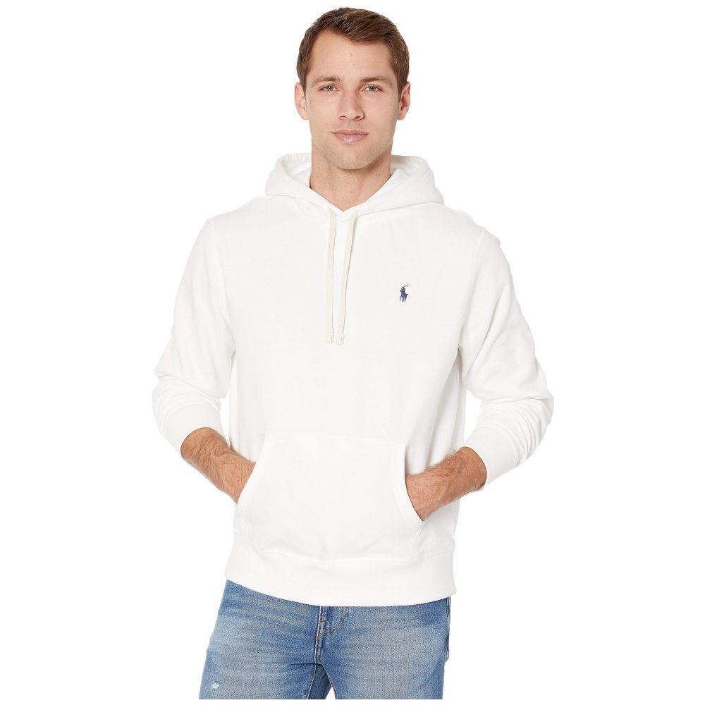 ラルフ ローレン Polo Ralph Lauren メンズ フリース トップス【Long Sleeve RL Fleece】White