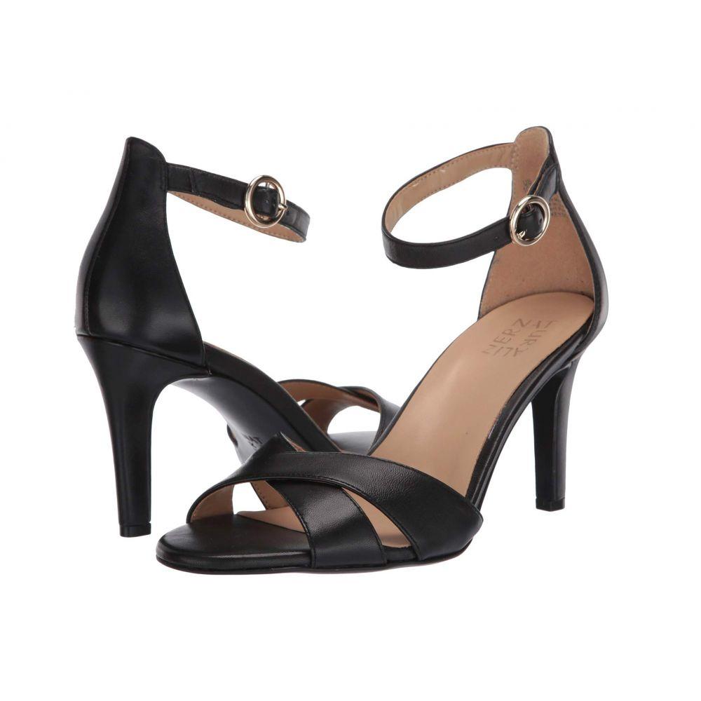 ナチュラライザー Naturalizer レディース サンダル・ミュール シューズ・靴【Keyson】Black Leather
