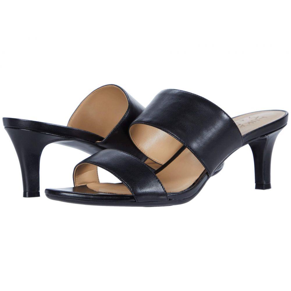 ナチュラライザー Naturalizer レディース サンダル・ミュール シューズ・靴【Tibby】Black Leather