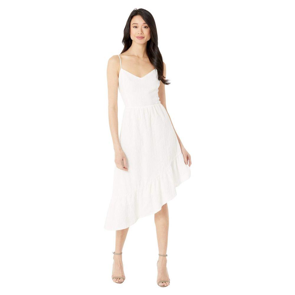 ロストアンドワンダー LOST + WANDER レディース ワンピース マキシ丈 ワンピース・ドレス【Travel Light Maxi Dress】Ivory