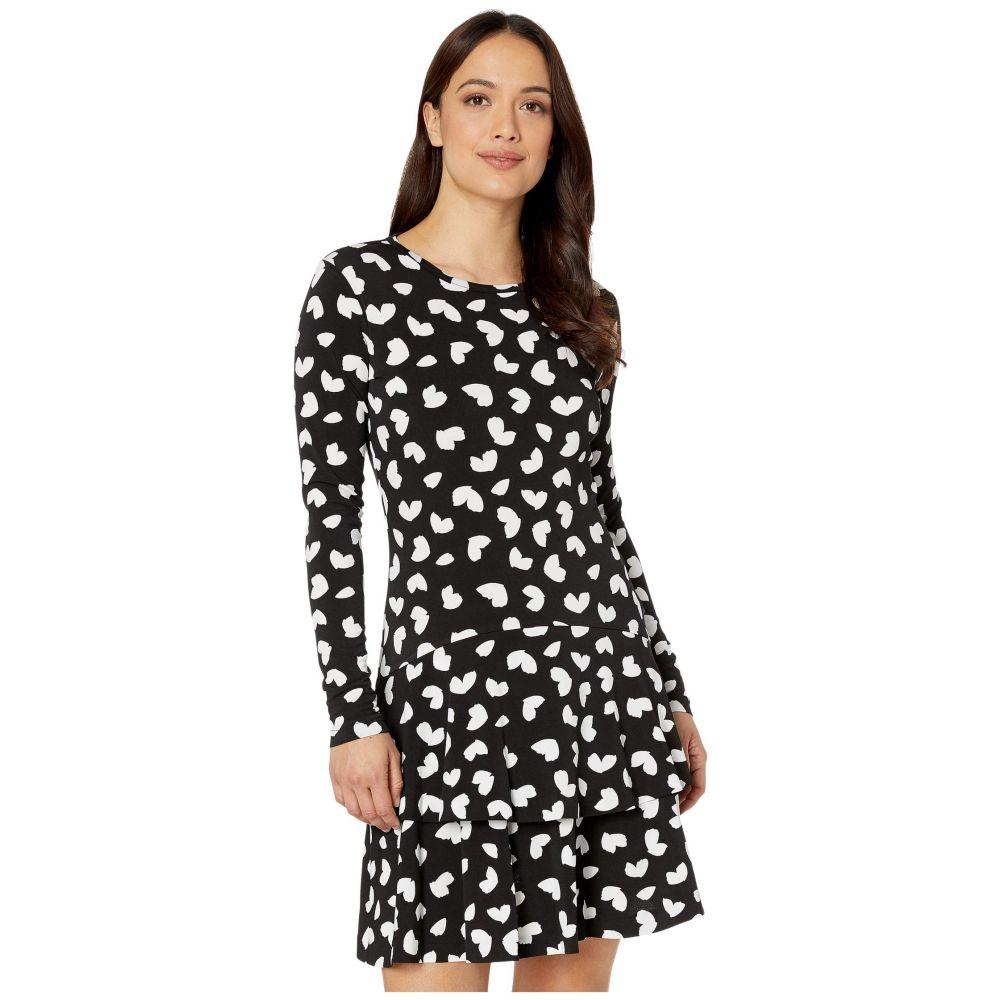 マイケル コース MICHAEL Michael Kors レディース ワンピース ワンピース・ドレス【Petite Petal Passion Flounce Dress】Black