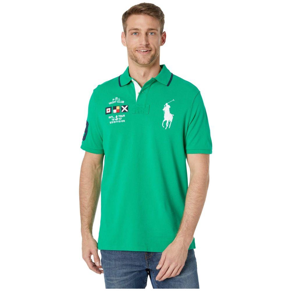 ラルフ ローレン Polo Ralph Lauren メンズ ポロシャツ トップス【Big Pony Classic Fit Polo】Green
