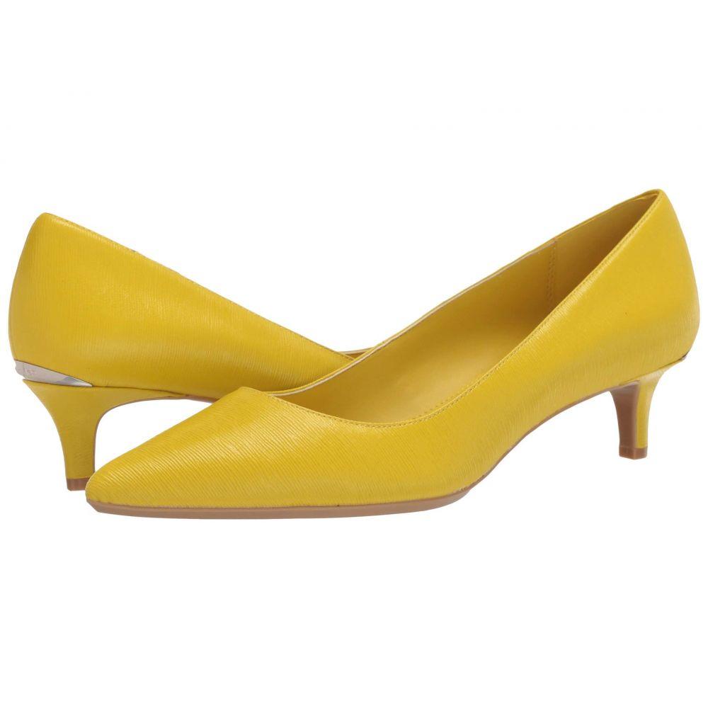 カルバンクライン Calvin Klein レディース パンプス シューズ・靴【Gabrianna Pump】Process Yellow
