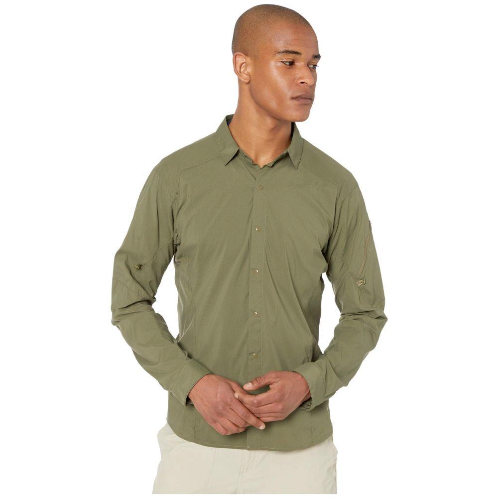 アークテリクス Arc'teryx メンズ シャツ トップス【Elaho Long Sleeve Shirt】Arbour