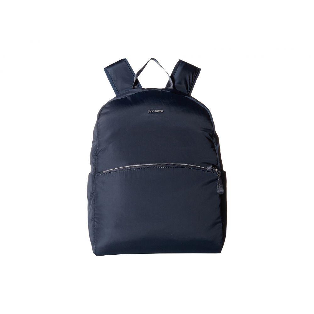 パックセーフ Pacsafe レディース バックパック・リュック バッグ【Stylesafe Anti-Theft Backpack】Navy